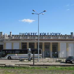 Kalisz Train Station