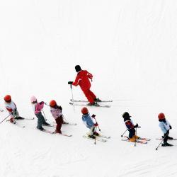 Courchevel 1550 Ski School