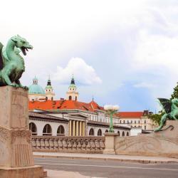 Ljubljana Dragon Bridge, Lublana