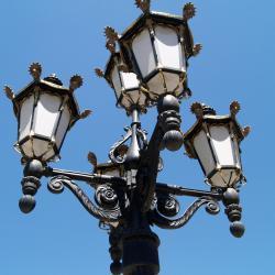 Postes Vic Lamp