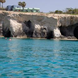 Agia Napa Sea Caves