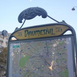Σταθμός Μετρό Daumesnil