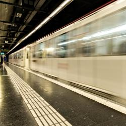 Bellvitge Metro Station