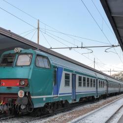 Trieste Train Station