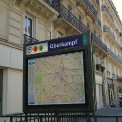 Estación de metro Oberkampf