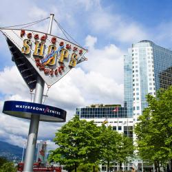Waterfront Centre Mall Vancouver
