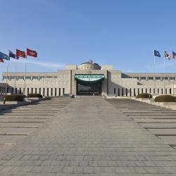 The War Memorial of Korea, Seoul