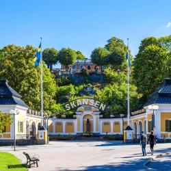 斯堪森博物館, 斯德哥爾摩