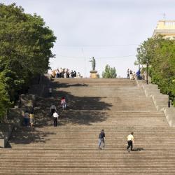 Potyomkin Stairs, Odessa