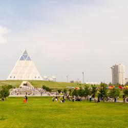Palace of Peace and Reconciliation, Astana