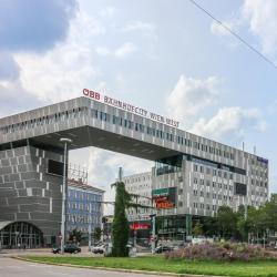 Западный железнодорожный вокзал Вены