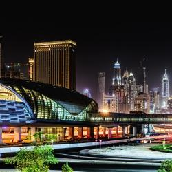 Dubai Internet City Metro Station