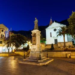 Makarska Main Square