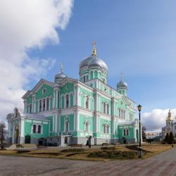 Серафимо-Дивеевский монастырь, Дивеево