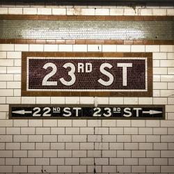 23rd Street IND Eighth Avenue Line