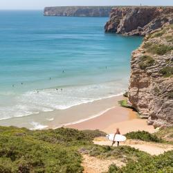 Beliche Beach Surf Spot