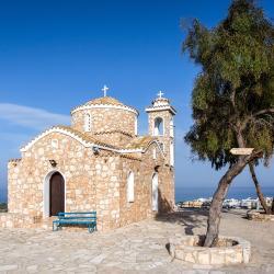 Church of Profitis Elias, Protaras