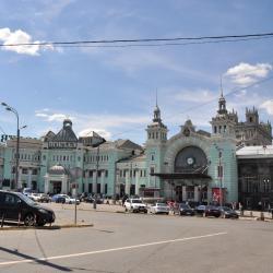 Belorussky Train Station