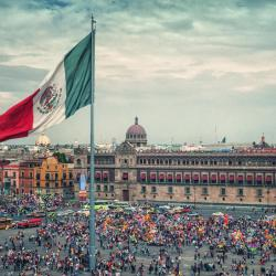 Zocalo Square, Mexico City
