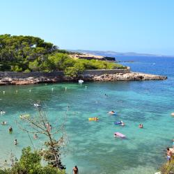 Cala Gracio Beach