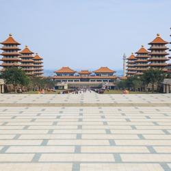 Fo Guang Shan Monastery, Kaohsiung