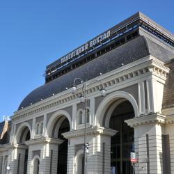 Paveletsky Train Station