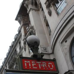 Métro Réaumur - Sébastopol