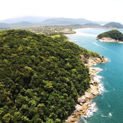 Branca Plajı, Bertioga