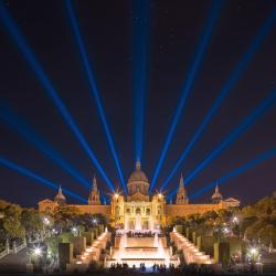 Magic Fountain of Montjuic