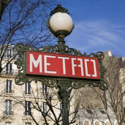 Pernety Metro Station