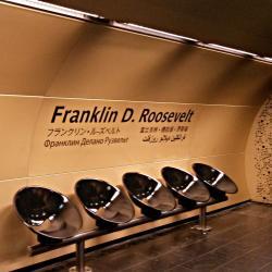 Σταθμός Μετρό Franklin D. Roosevelt