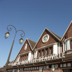 Trouville-Deauville SNCF Railway Station
