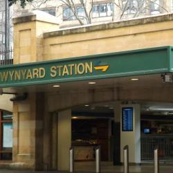 Wynyard Station