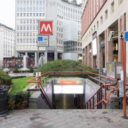 Postaja podzemne željeznice San Babila