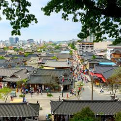 Localidad de Jeonju Hanok, Jeonju