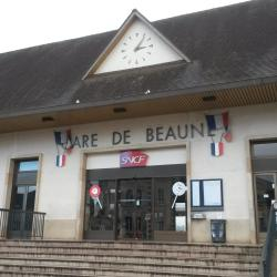 Beaune Train Station