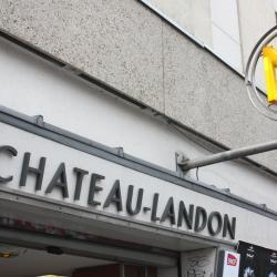 Château Landon Metro Station