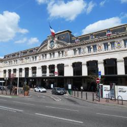 Matabiau Train Station