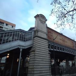 Nationale Metro Station