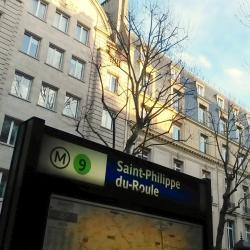 Σταθμός Μετρό Saint-Philippe du Roule