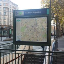 Σταθμός Μετρό Porte de Bagnolet