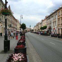 Nowy Świat Street, Warsaw
