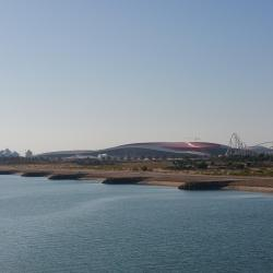Parco Divertimenti Ferrari World Abu Dhabi