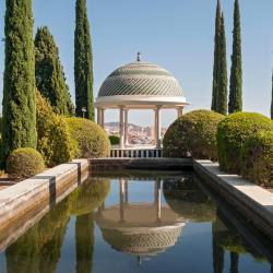 Botanische tuinen van de Universiteit van Málaga