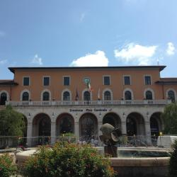 Pisa Centrale Train Station