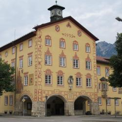 Garmisch-Partenkirchen City Hall