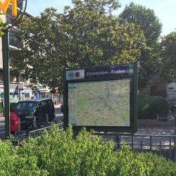Charenton Ecoles Metro Station