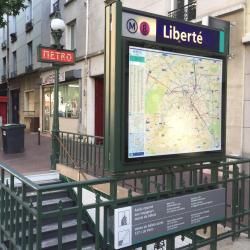 Liberté Metro Station