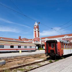 Централна жп-гара - Варна