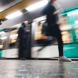 Estación de metro Temple